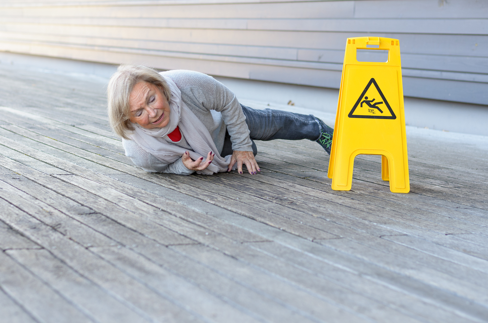 Personal Injury Compensation for Slip and Fall Injuries